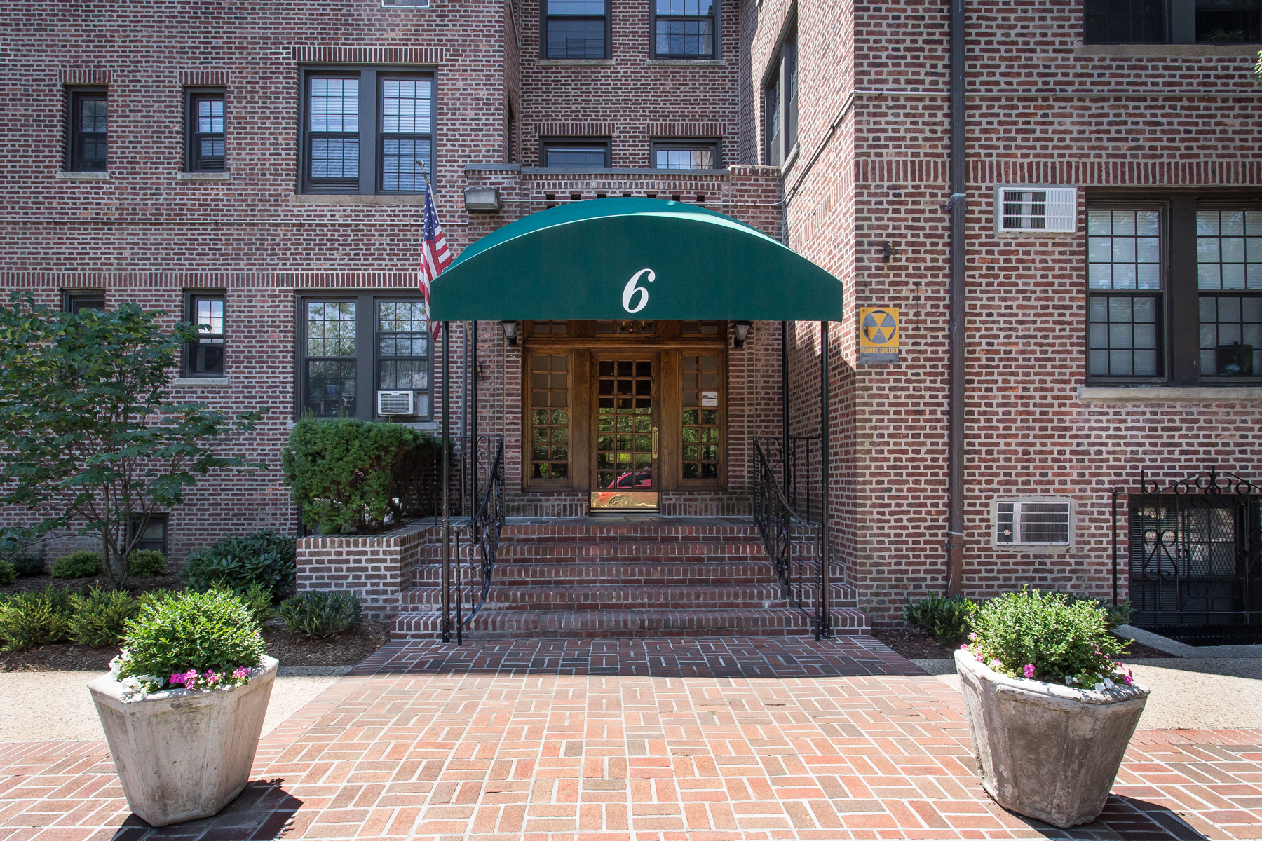"Co-op for Sale at ""THE TENNIS VIEW"" 6 Burns Street, Forest Hills Gardens, Forest Hills, New York 11375 United States"