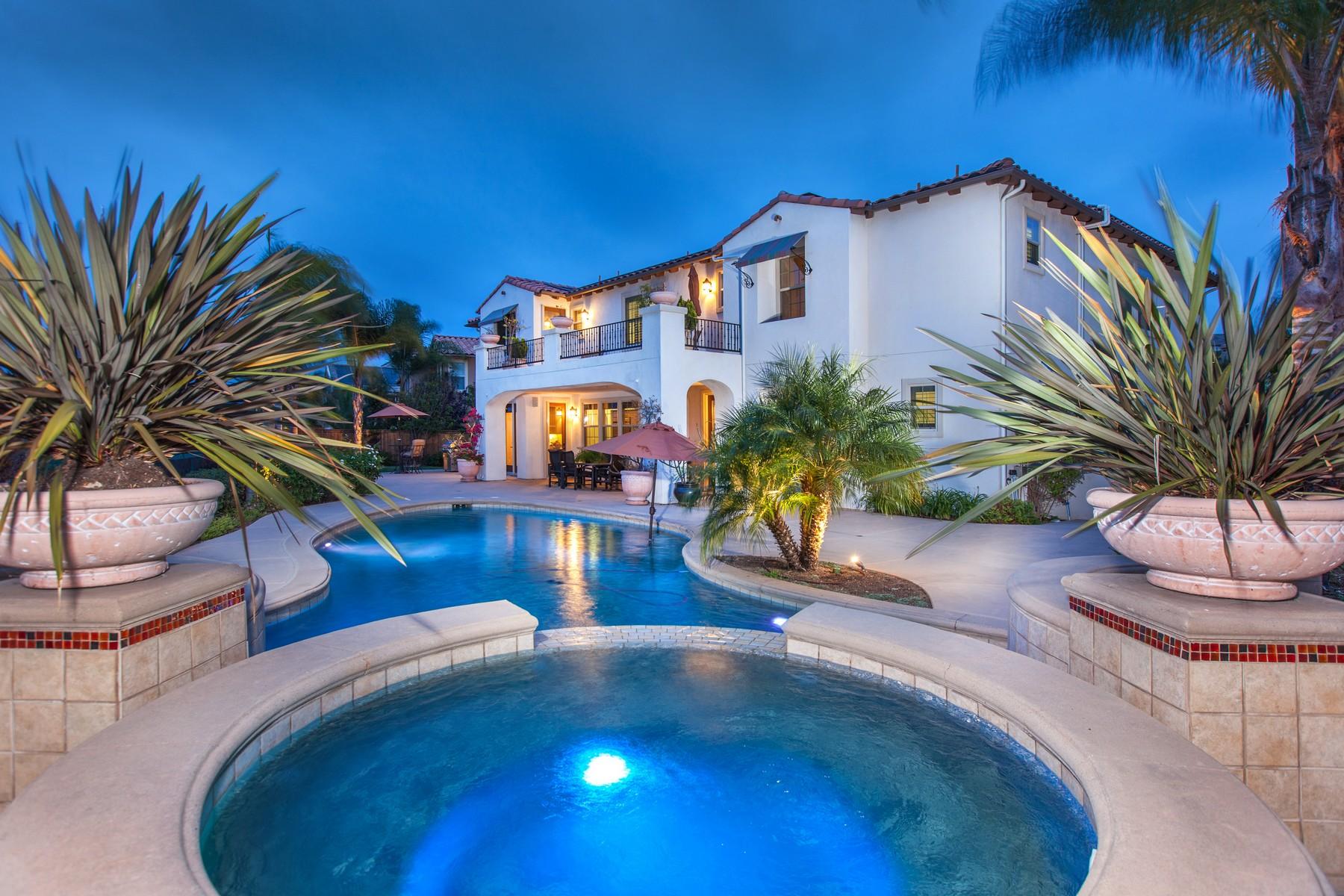 Maison unifamiliale pour l Vente à 15081 Almond Orchard Lane Scripps Ranch, San Diego, Californie 92131 États-Unis