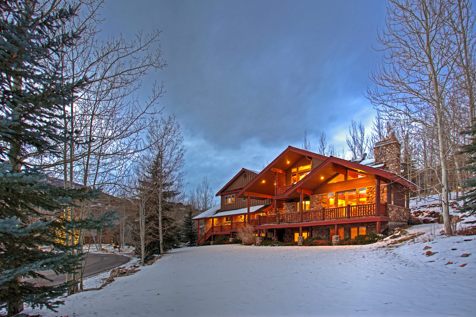 Property For Sale at Deer Valley® Mountain Retreat