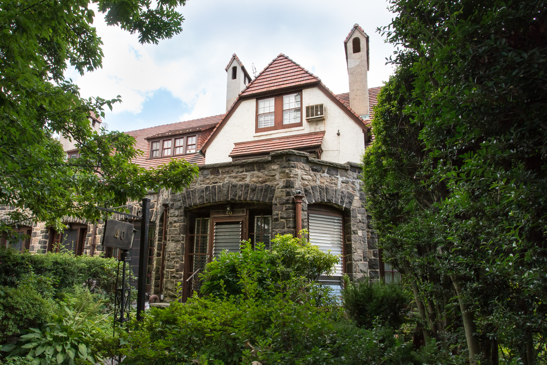 "Single Family Home for Rent at ""LUXURY FIELDSTONE TOWNHOUSE"" Forest Hills, New York 11375 United States"