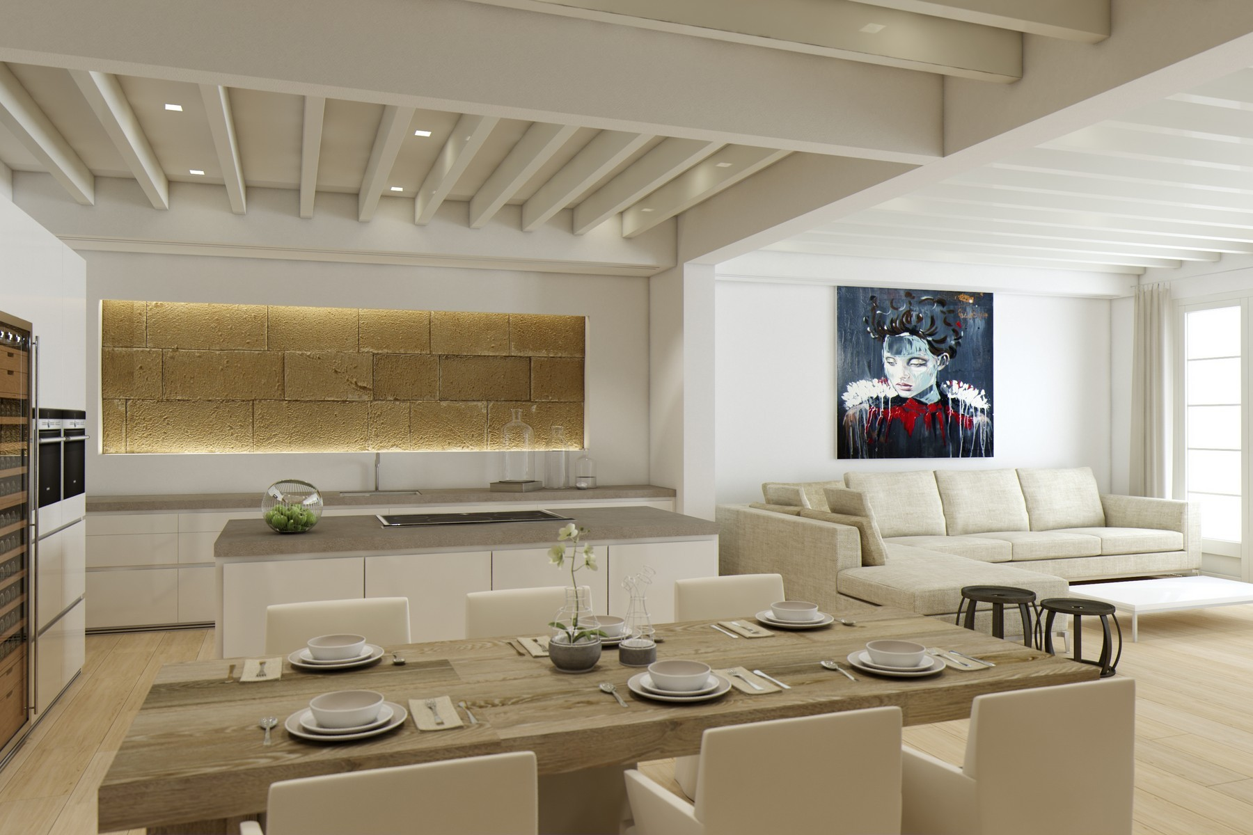 Apartment for Sale at Luxury apartment in the Old Town of Palma Palma Center, Mallorca, 07012 Spain