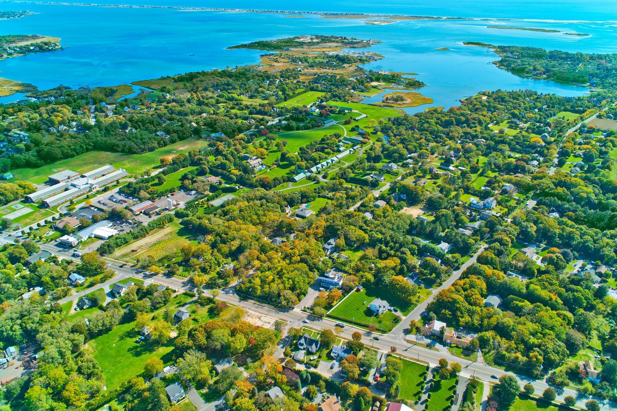sales property at East Moriches, Land