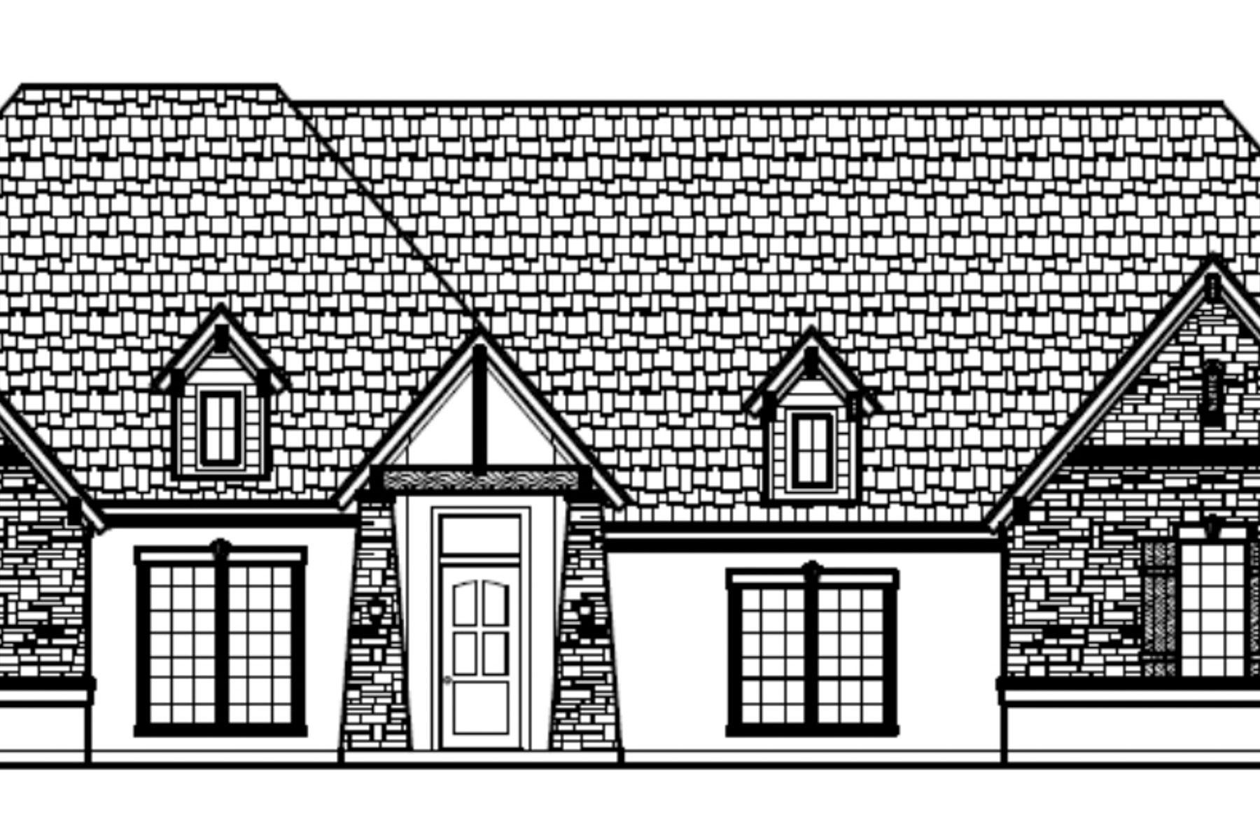 Casa para uma família para Venda às Claire Vista Subdivision, Aledo ISD 105 Bearclaw Cir Aledo, Texas, 76008 Estados Unidos