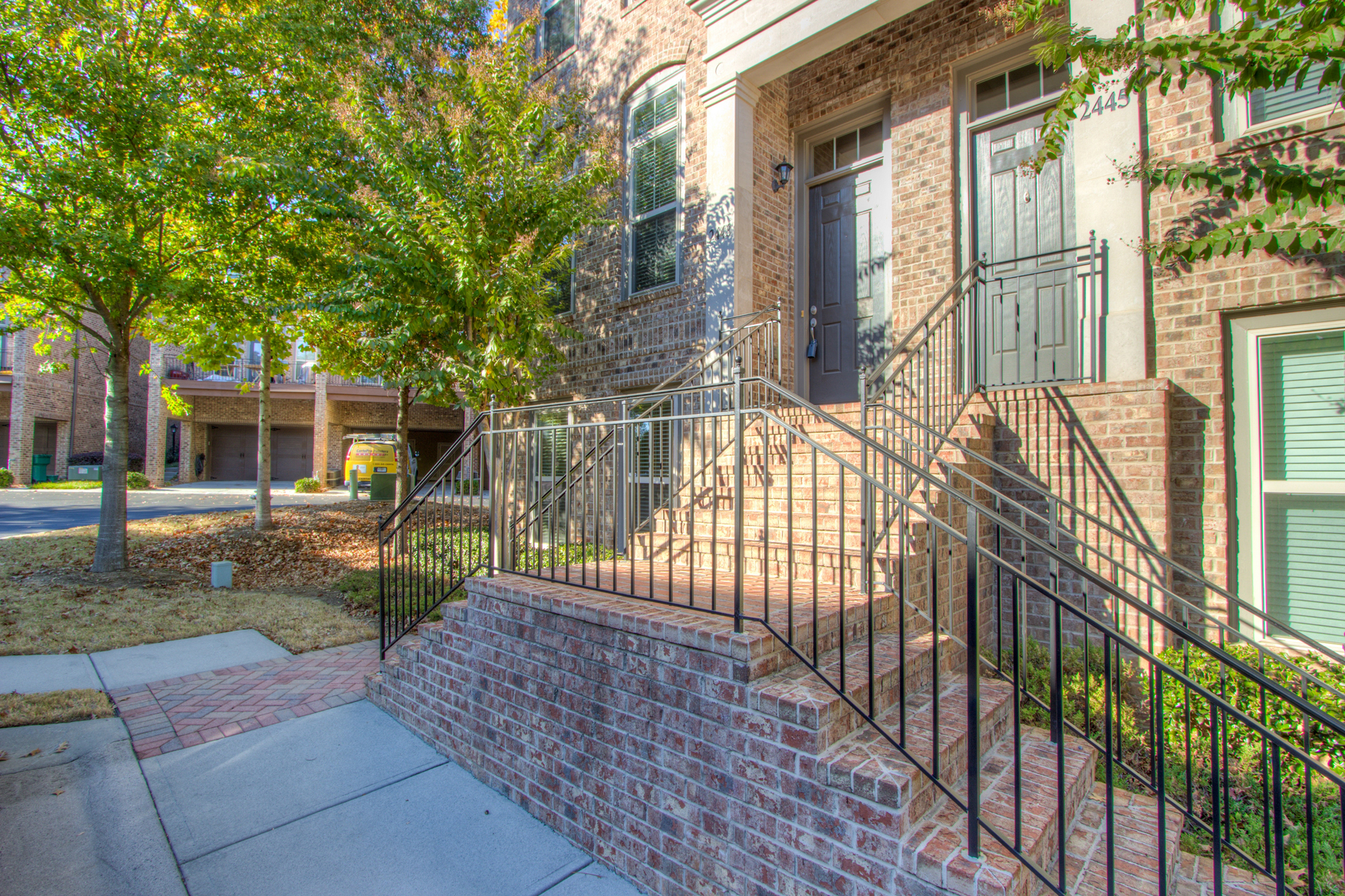 Townhouse for Sale at All Brick End Unit Townhome ~ Like New! 2443 Crescent Park Court No. 1180 Atlanta, Georgia, 30339 United States