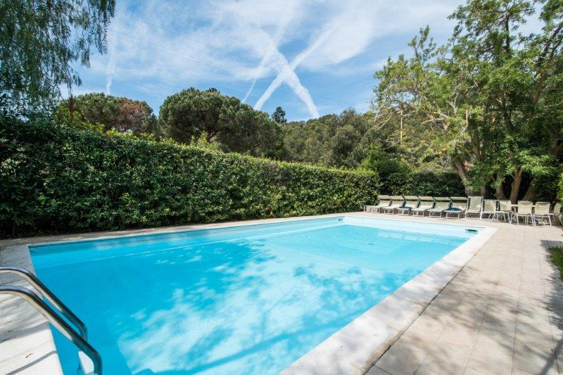 Additional photo for property listing at Unique villa with private garden and swimming pool Capoliveri, Livorno Italien