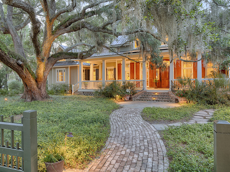 Single Family Home for Sale at Oldfield Plantation 32 Carrier Bluff Bluffton, South Carolina 29909 United States