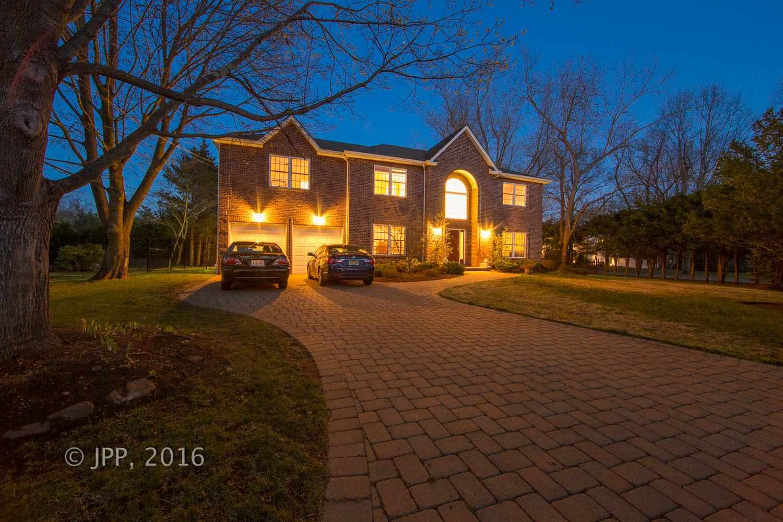 Maison unifamiliale pour l Vente à Old Tappan Beauty 4 Leoson Pkwy Old Tappan, New Jersey 07675 États-Unis