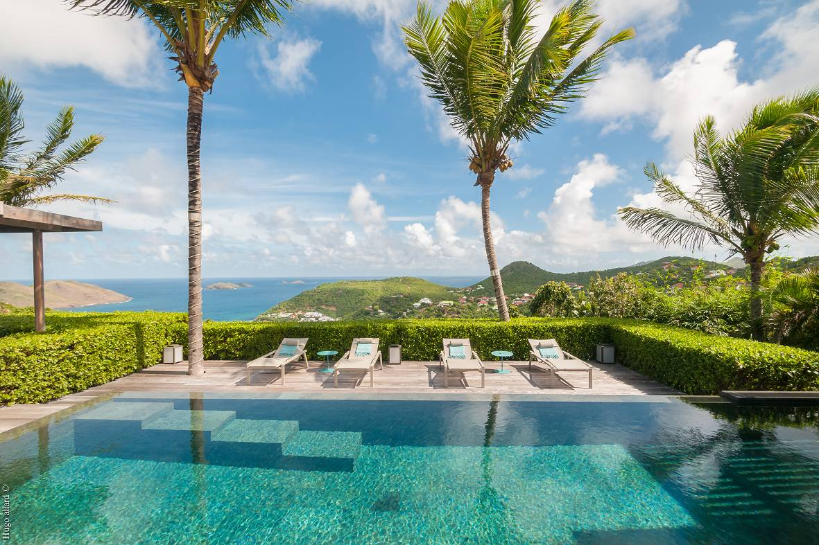 Single Family Home for Sale at Villa Belina Colombier Colombier, 97133 St. Barthelemy