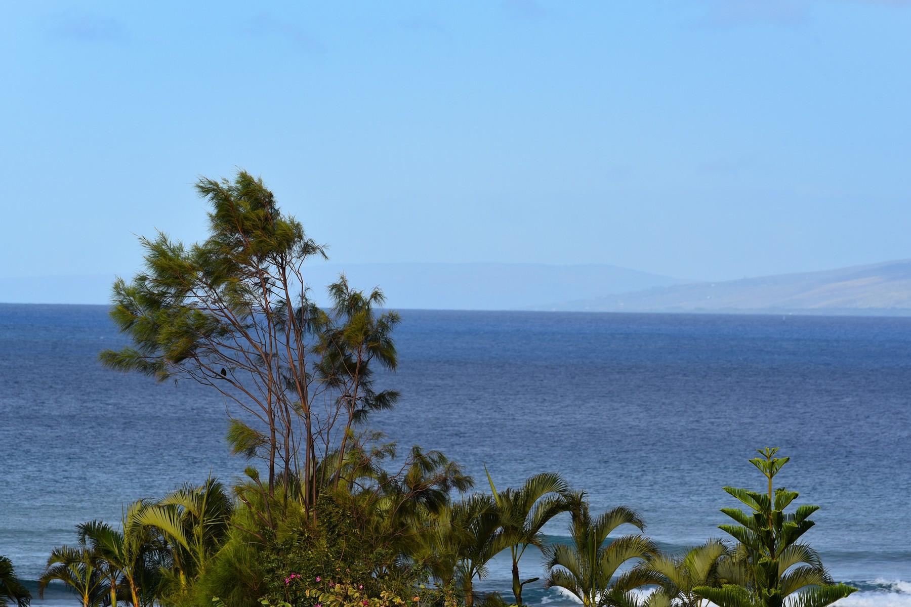 Kat Mülkiyeti için Satış at Make Yourself At Home In This Rare Two Bedroom End Unit 4310 Lower Honoapiilani Road, Kahana Manor 301 Kahana, Hawaii, 96761 Amerika Birleşik Devletleri