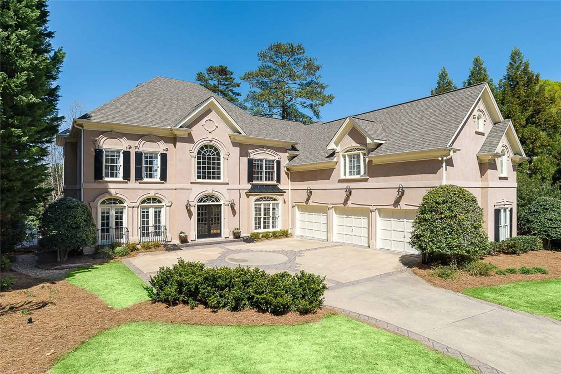 Single Family Home for Sale at Dream Home in Highly Sought After Neighborhood 2322 Edgemere Lake Circle Marietta, Georgia, 30062 United States