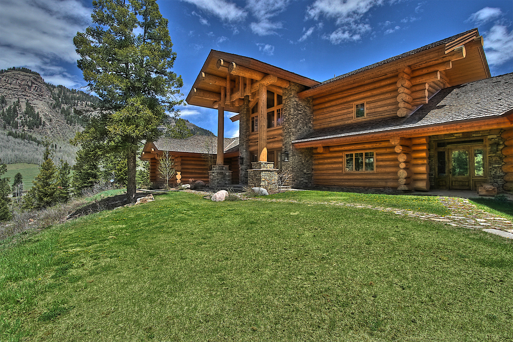 Casa Unifamiliar por un Venta en Mountain View Estate 463 & 464 Pinnacle View Drive Durango, Colorado 81301 Estados Unidos