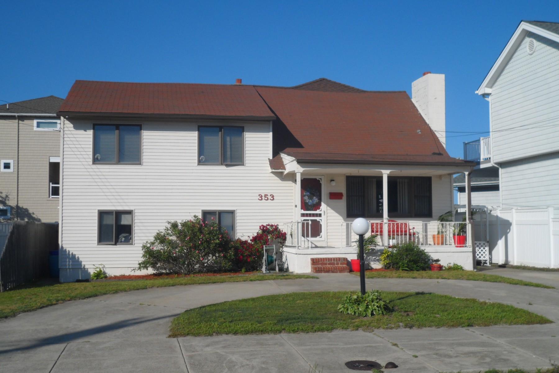 Nhà ở một gia đình vì Bán tại 353 South 9th Street Brigantine, New Jersey, 08203 Hoa Kỳ