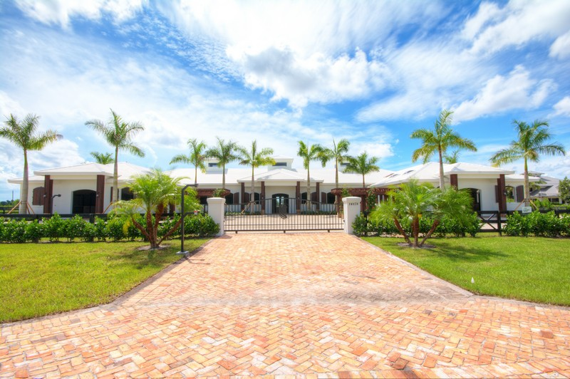 Farm / Ranch / Plantation for Sale at Sunset West Farm 14878 Grand Prix Village Drive Wellington, Florida 33414 United States
