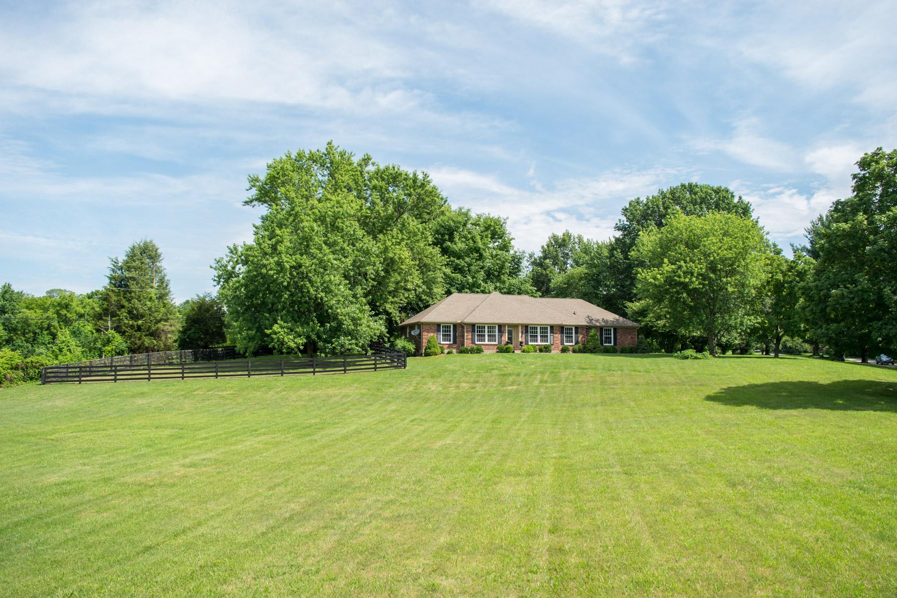 Maison unifamiliale pour l Vente à 3708 Constantine Drive Prospect, Kentucky 40059 États-Unis