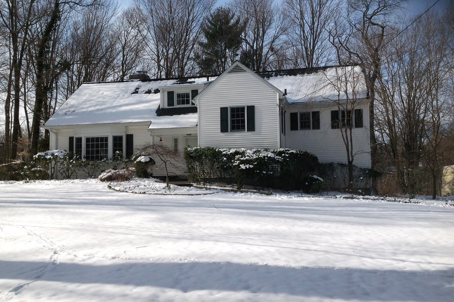 sales property at Chappaqua Charmer