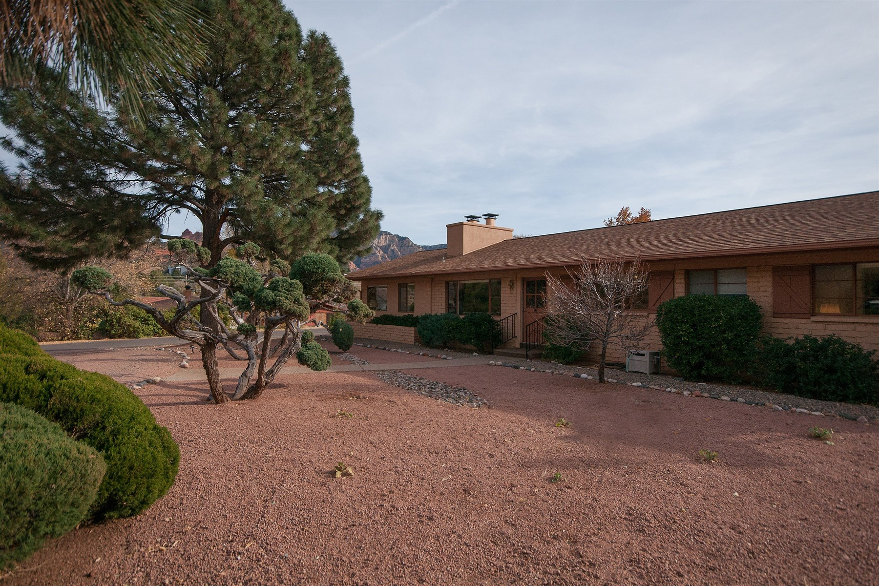 Property For Sale at Lovely Uptown Sedona home