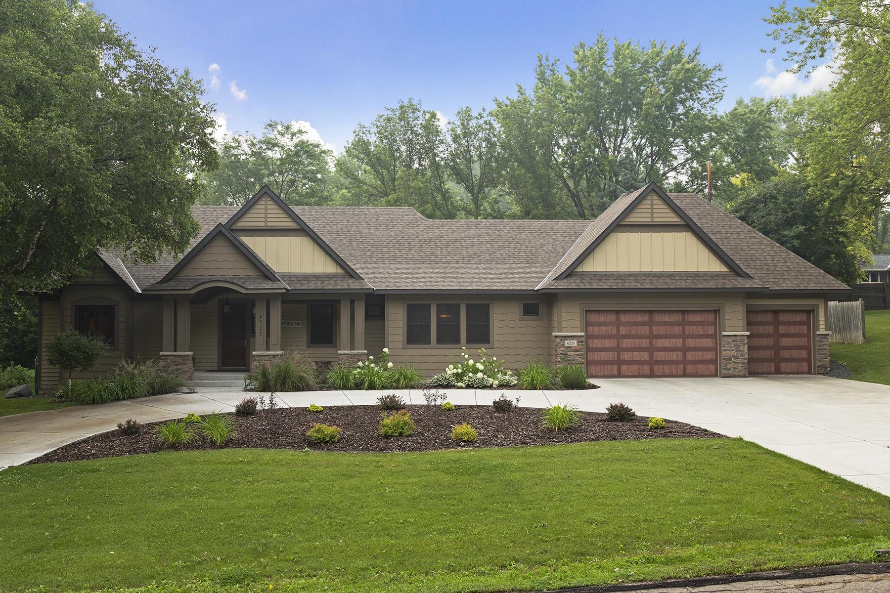 Single Family Home for Sale at 6320 Valley View Road Edina, Minnesota 55436 United States