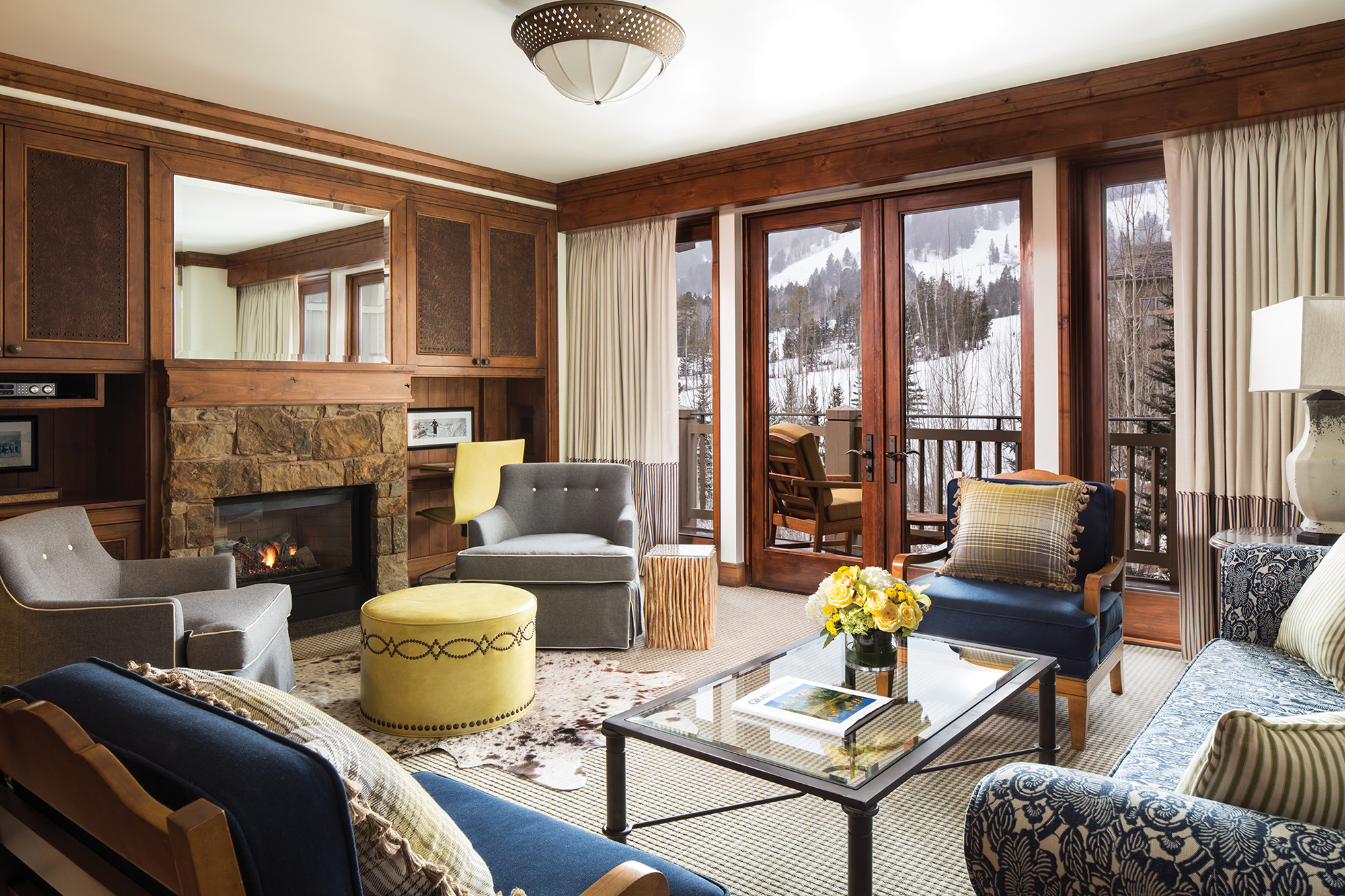Propriedade Fraccionada para Venda às First class ownership Four Seasons 7680 Granite Loop Road #651 Teton Village, Wyoming 83025 Estados Unidos