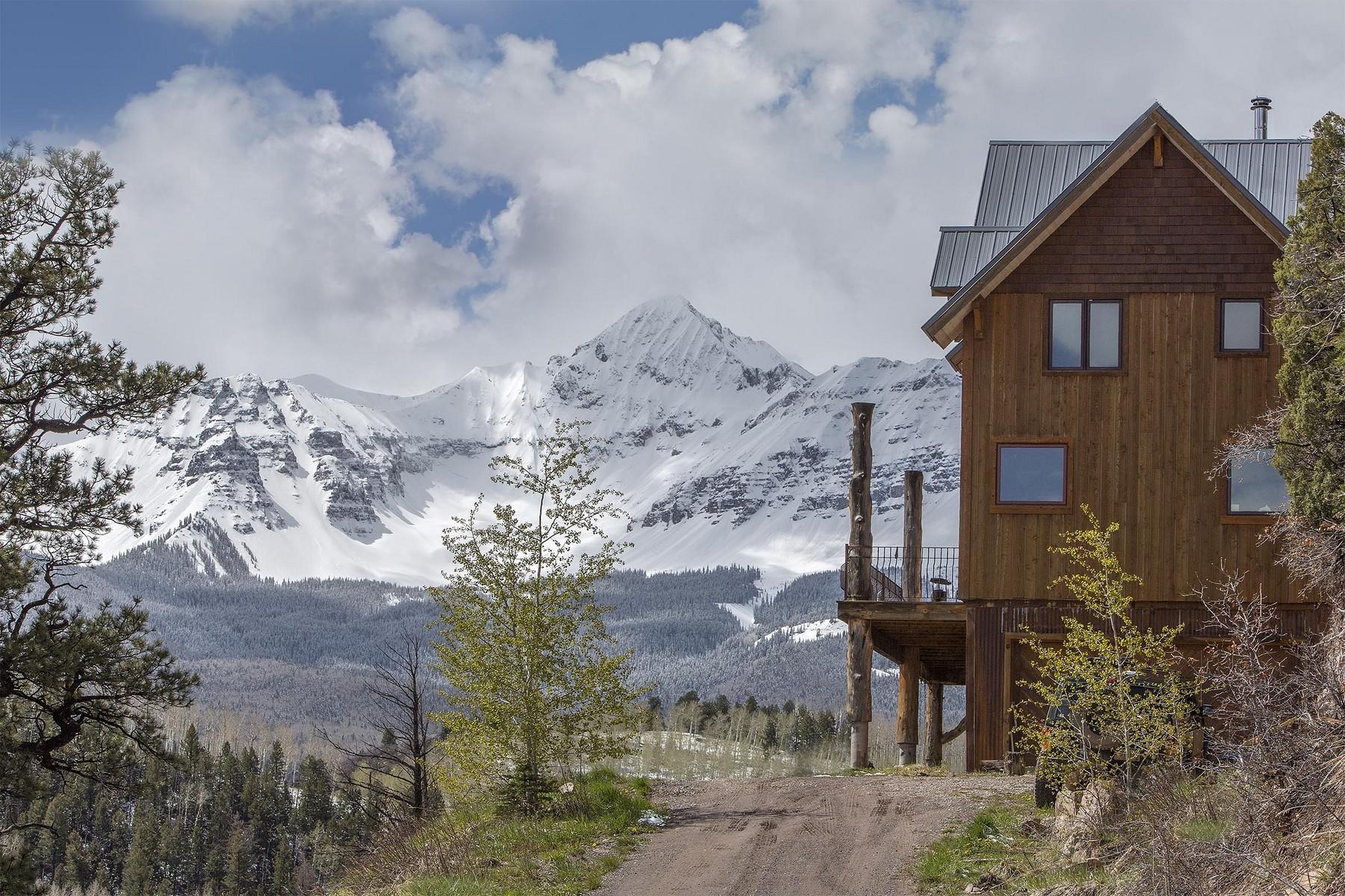 Villa per Vendita alle ore 2575 Silver Pick Road Telluride, Colorado 81435 Stati Uniti