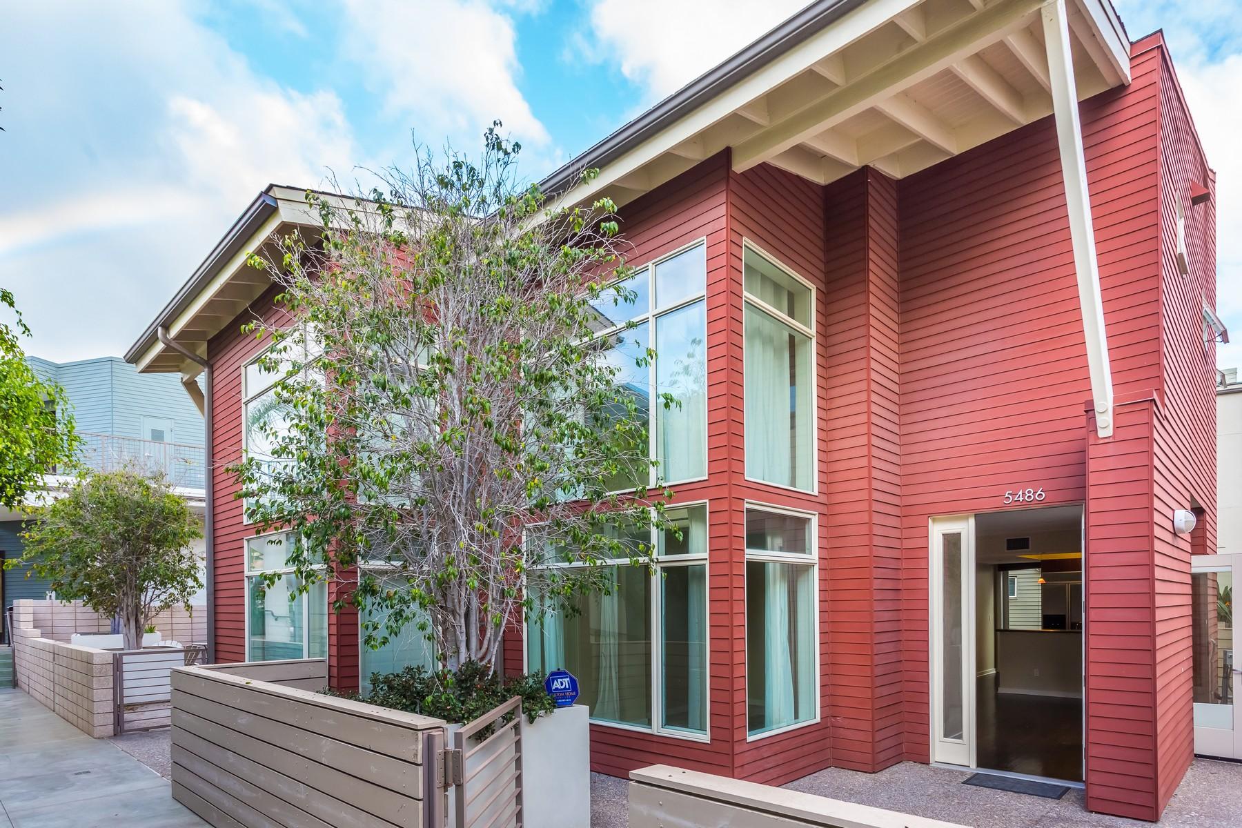 Maison unifamiliale pour l Vente à 5486 La Jolla Blvd 5486 La Jolla Blvd L-102 La Jolla, Californie 92037 États-Unis