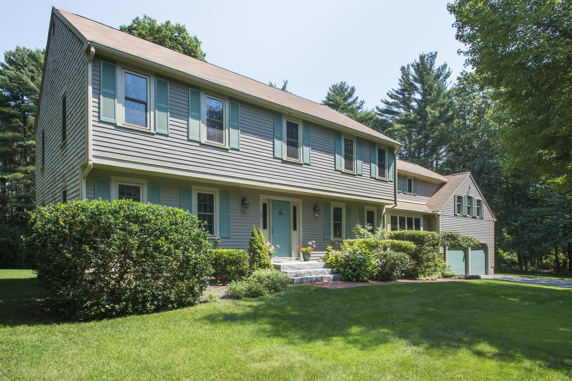 Property For Sale at Renovated Neighborhood Colonial