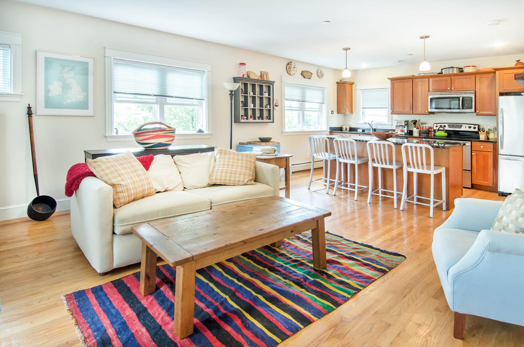 Condominium for Sale at 94 Atlantic Street, Unit#2 Portland, Maine 04101 United States