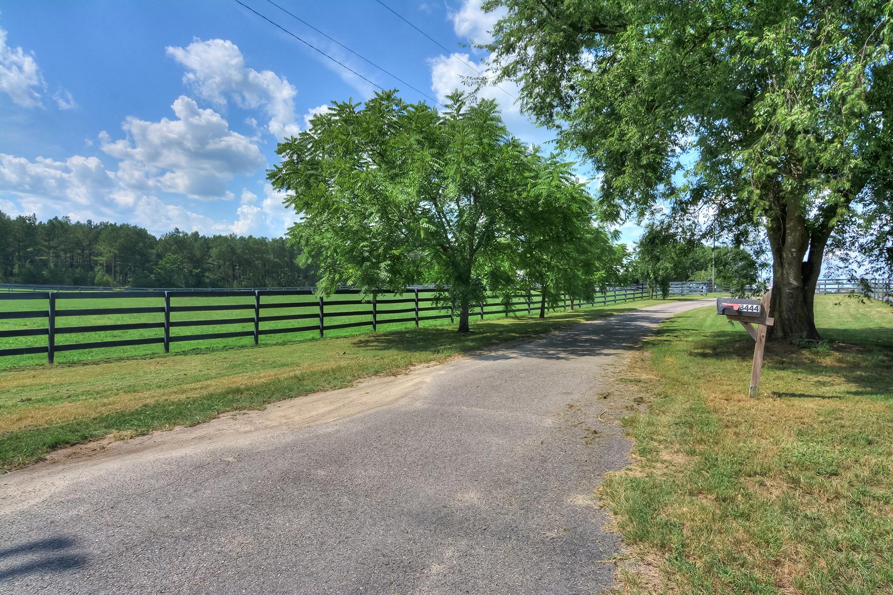 Landgut / Bauernhof / Plantage für Verkauf beim Wild Rose Farm 3444 SC Highway 19 Trenton, South Carolina, 29847 Vereinigte Staaten