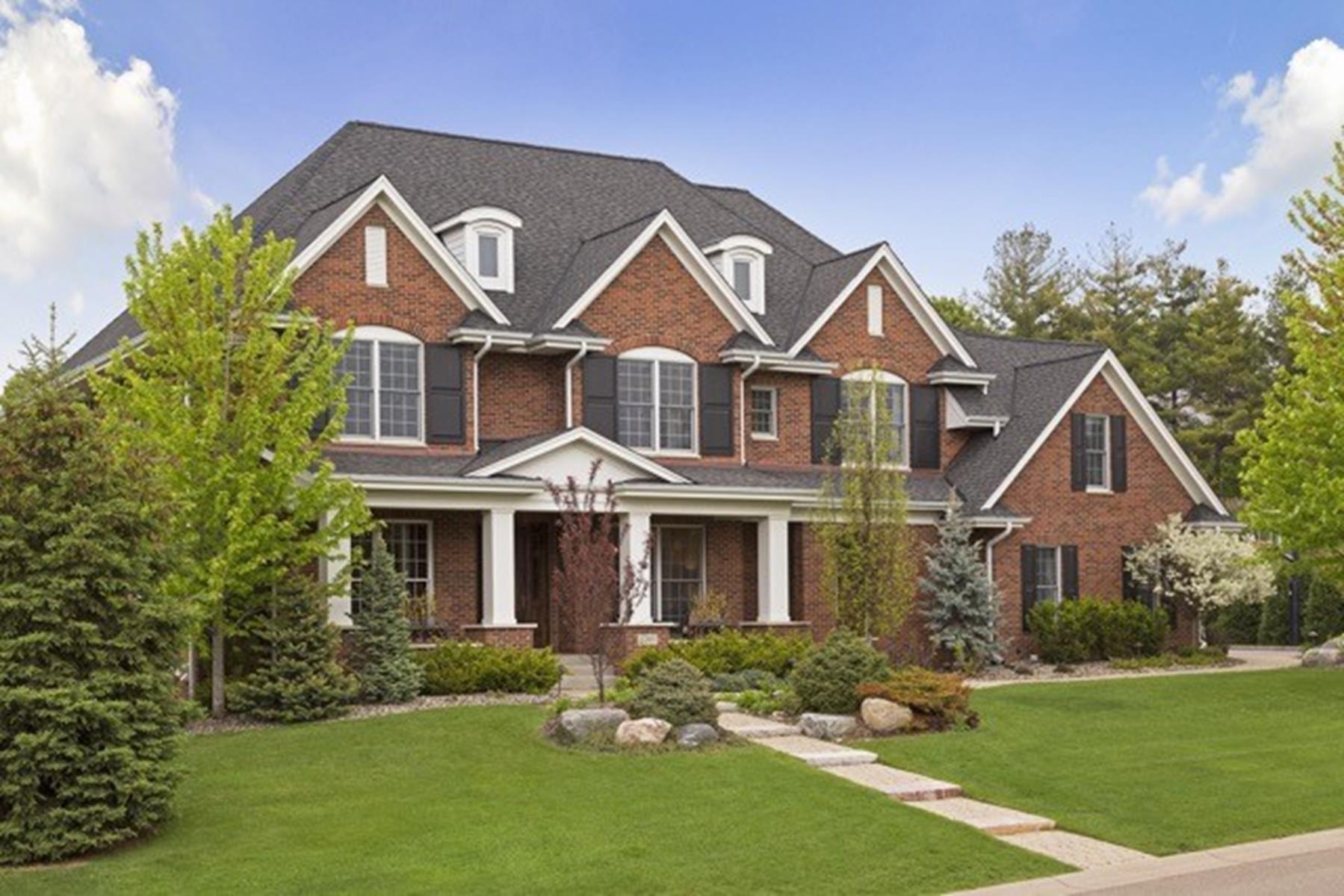 Single Family Home for Sale at 5205 Kelsey Terrace Edina, Minnesota 55436 United States