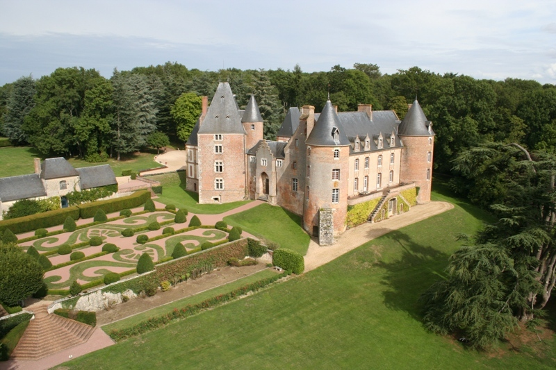 Casa Unifamiliar por un Venta en The castle Other Centre, Centro Francia