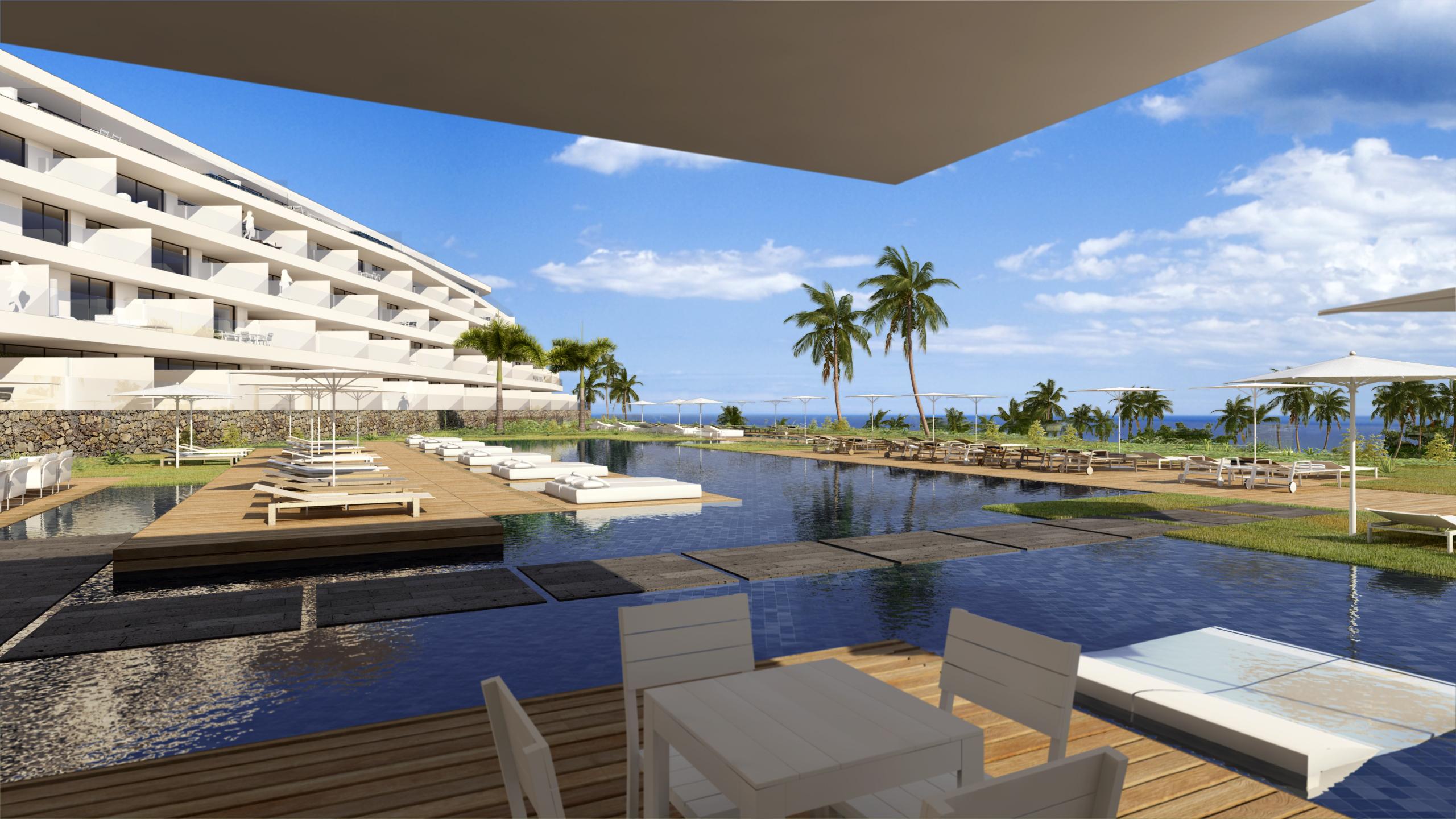 Apartment for Sale at Corales Suites Resort Avenida de las Gaviotas La Caleta, Tenerife Canary Islands 38660 Spain