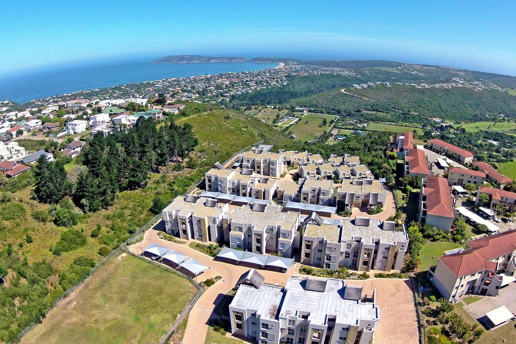Townhouse for Sale at Sea view apartment Plettenberg Bay, Western Cape 6600 South Africa