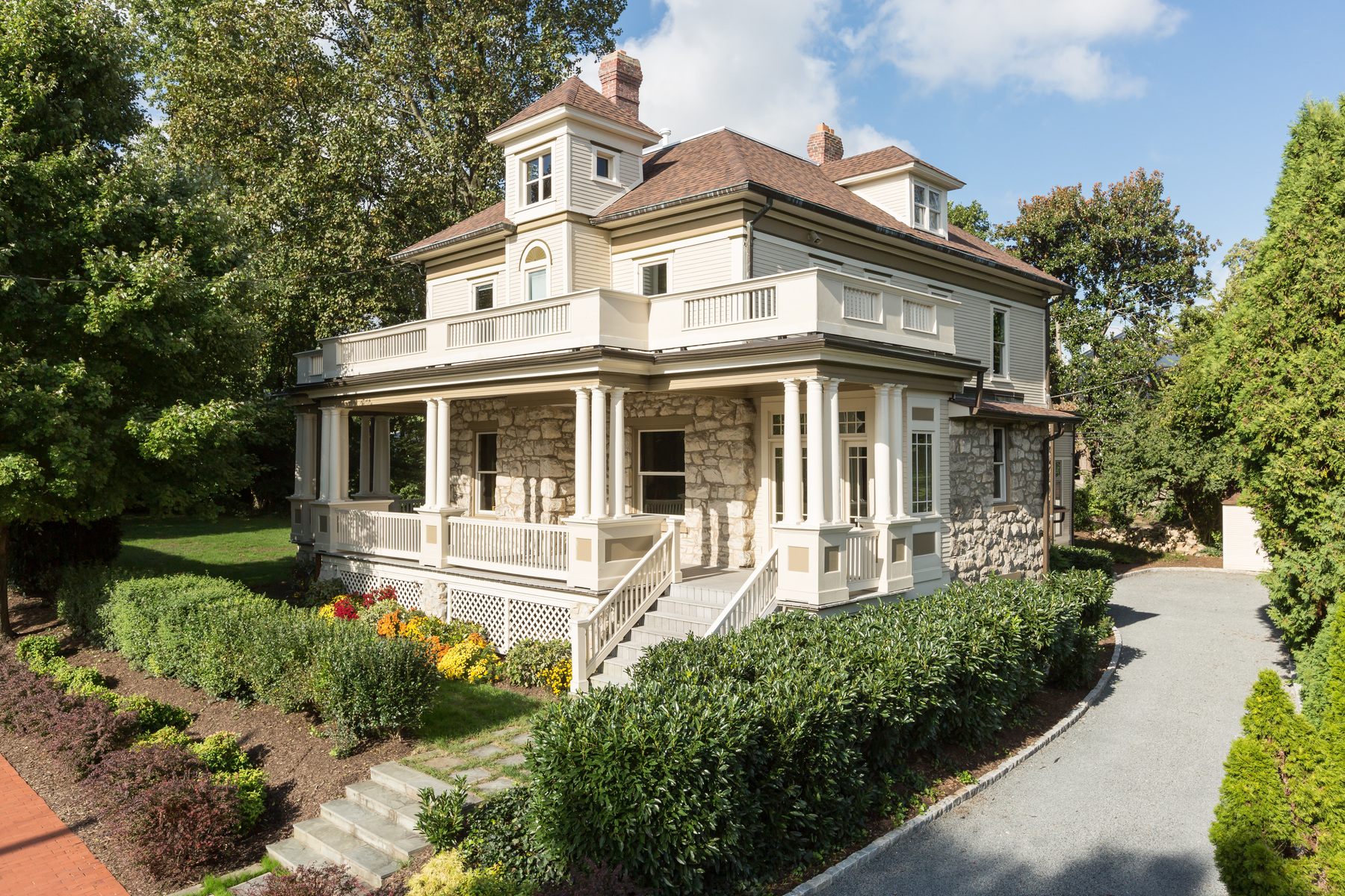 Single Family Home for Sale at One of Washington's Grand and Important Homes 4900 Western Ave Bethesda, Maryland, 20816 United States
