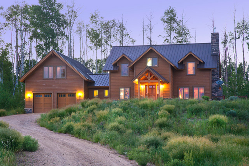 Single Family Home for Sale at Smith Creek Park Property 51193 Smith Creek Park Road Steamboat Springs, Colorado 80487 United States