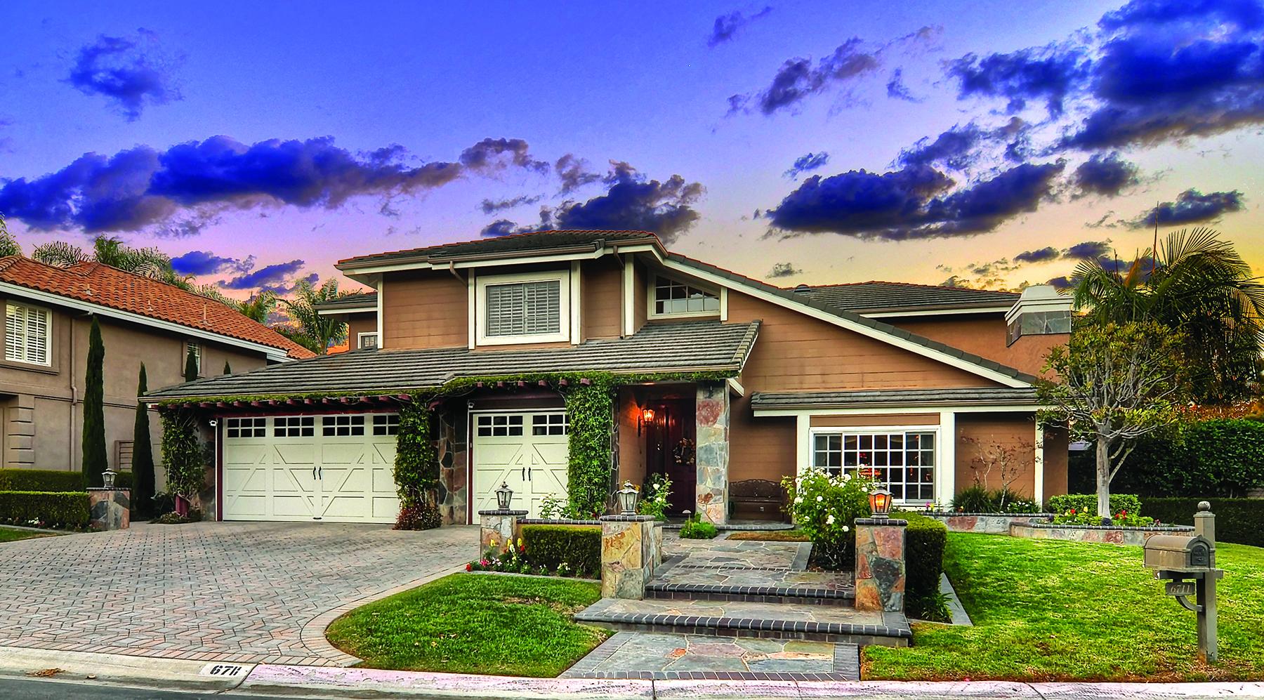 Maison unifamiliale pour l Vente à 6711 Shetland Circle Huntington Beach, Californie 92648 États-Unis