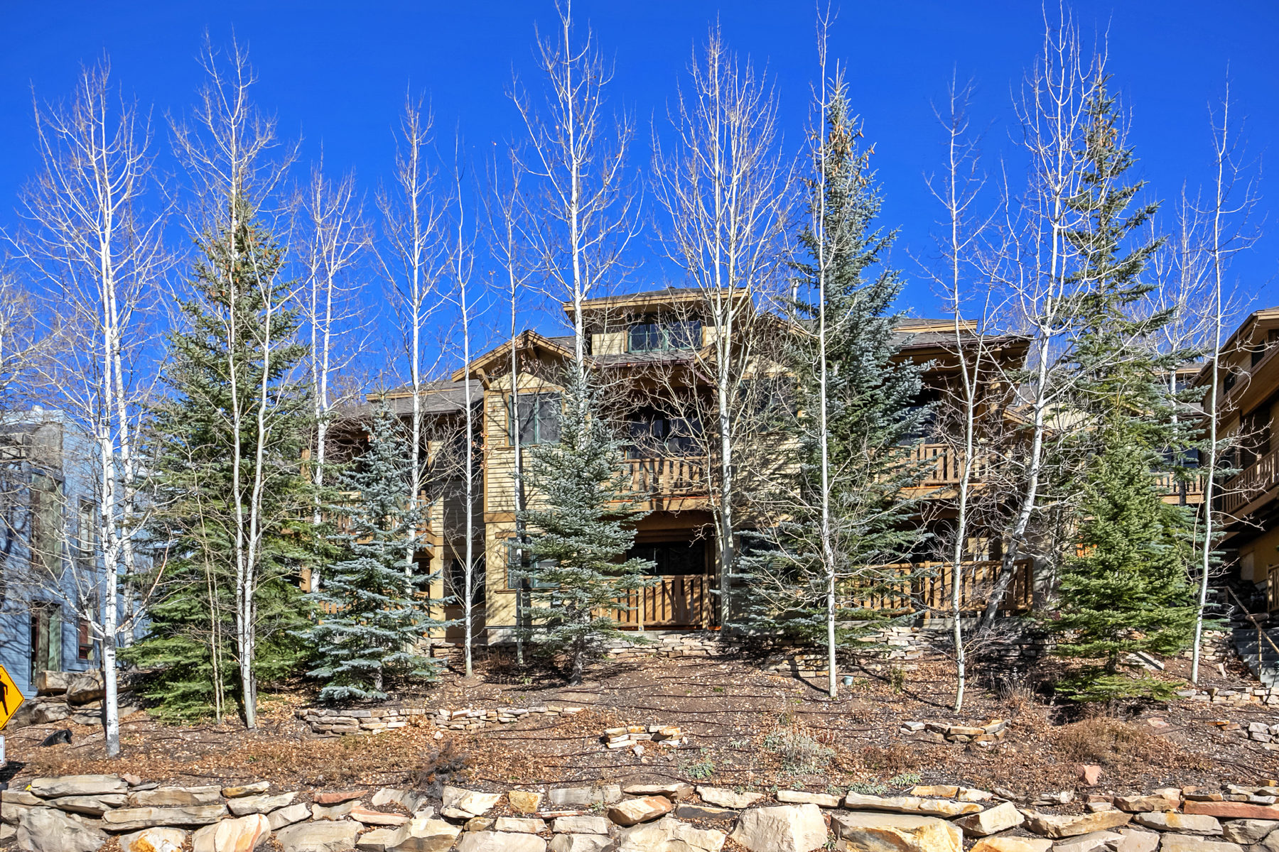 Townhouse for Sale at Mountain Modern 3 Story Home 675 Deer Valley Dr #3 Park City, Utah, 84060 United States