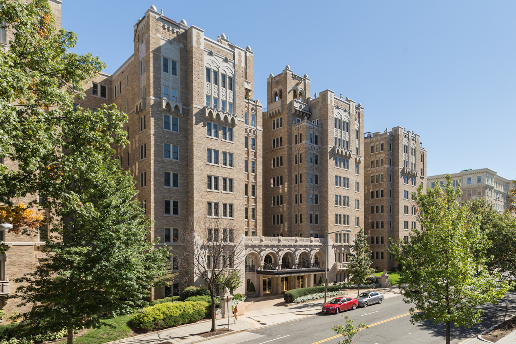 Condominium for Sale at 2101 2101 Connecticut Avenue Nw 22 Washington, District Of Columbia, 20008 United States
