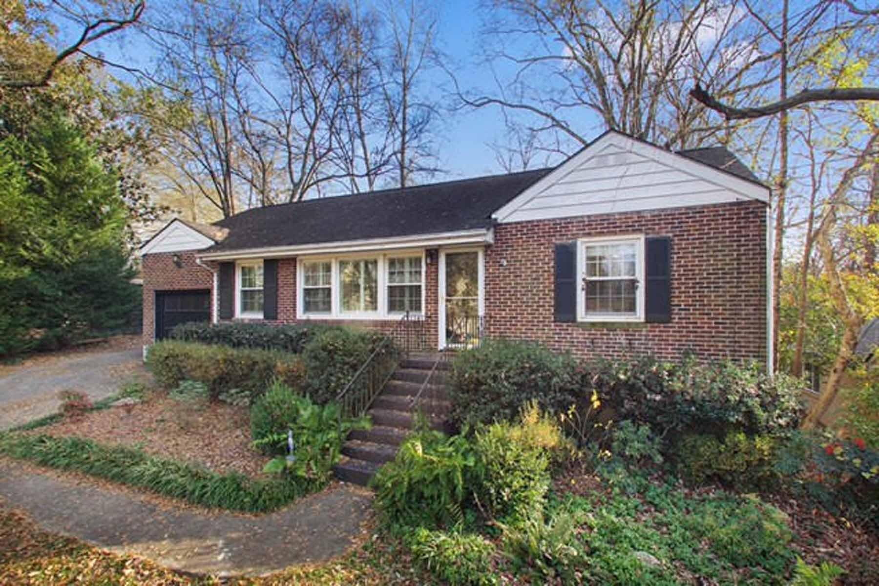 一戸建て のために 売買 アット Virginia Highland 1347 Chalmette Drive NE Virginia Highland, Atlanta, ジョージア 30306 アメリカ合衆国