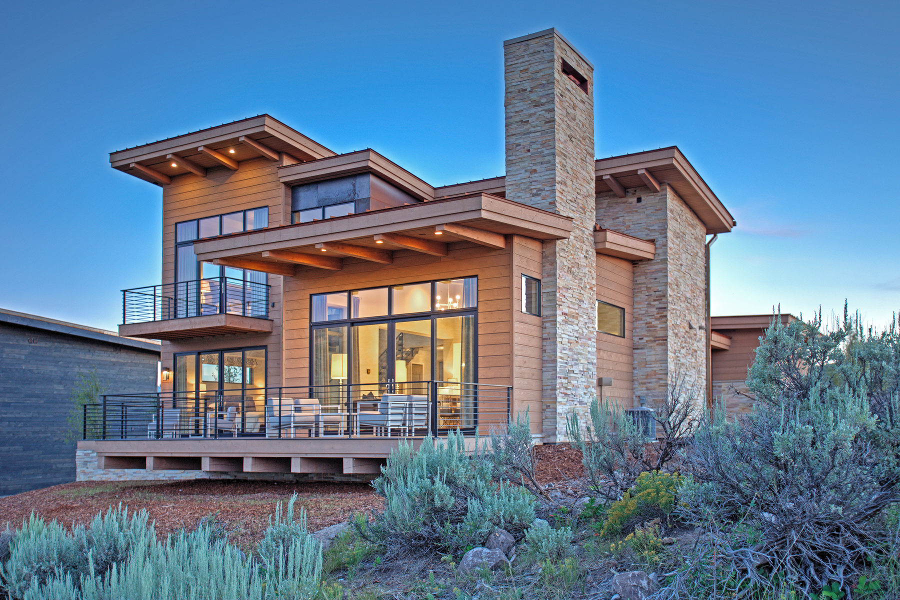 Single Family Home for Sale at New Nicklaus Golf Cabin In Promontory 6614 Golden Bear Loop West Park City, Utah, 84098 United States