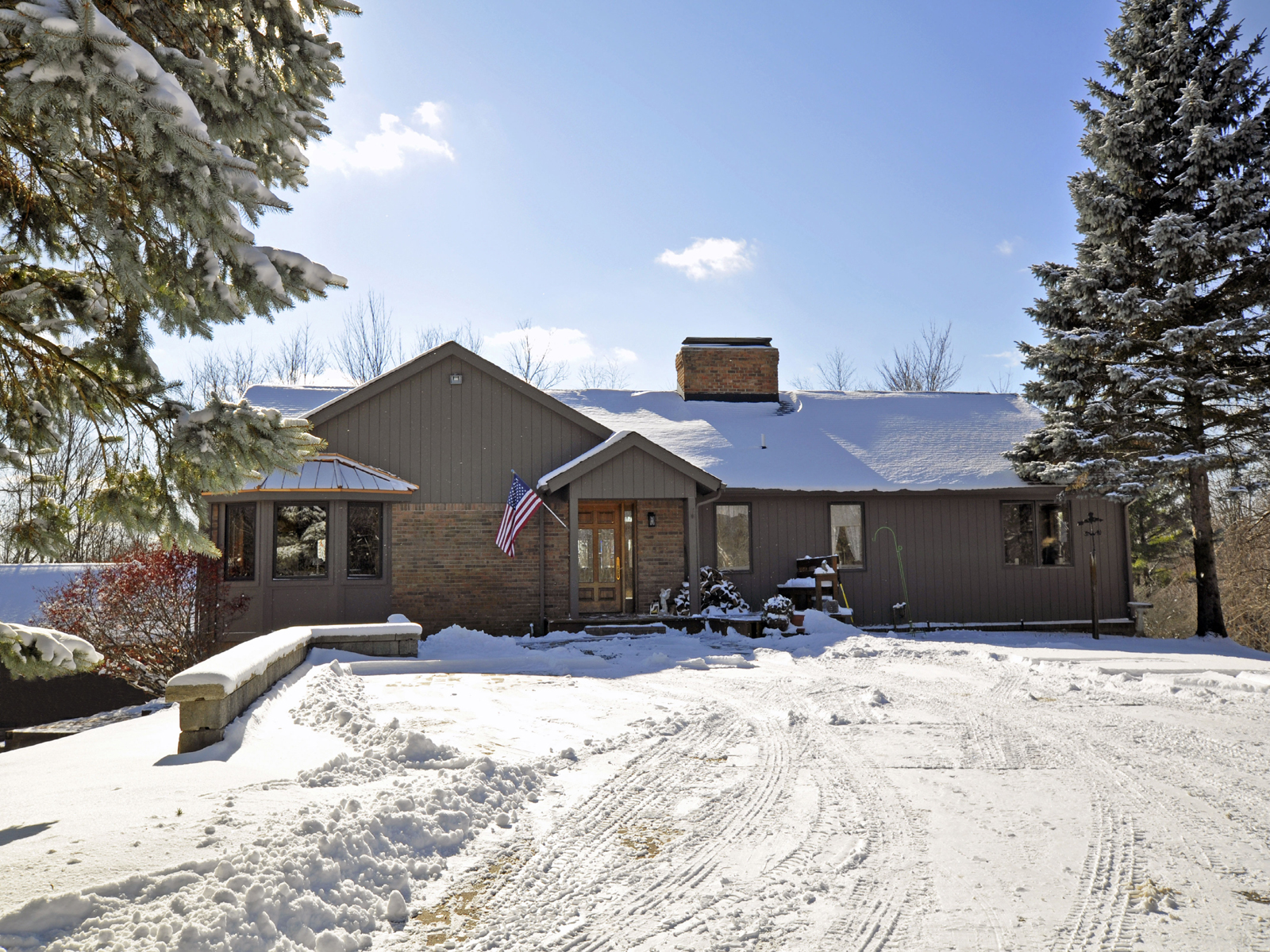 Villa per Vendita alle ore Metamora 4938 Barber Road W Metamora, Michigan 48455 Stati Uniti