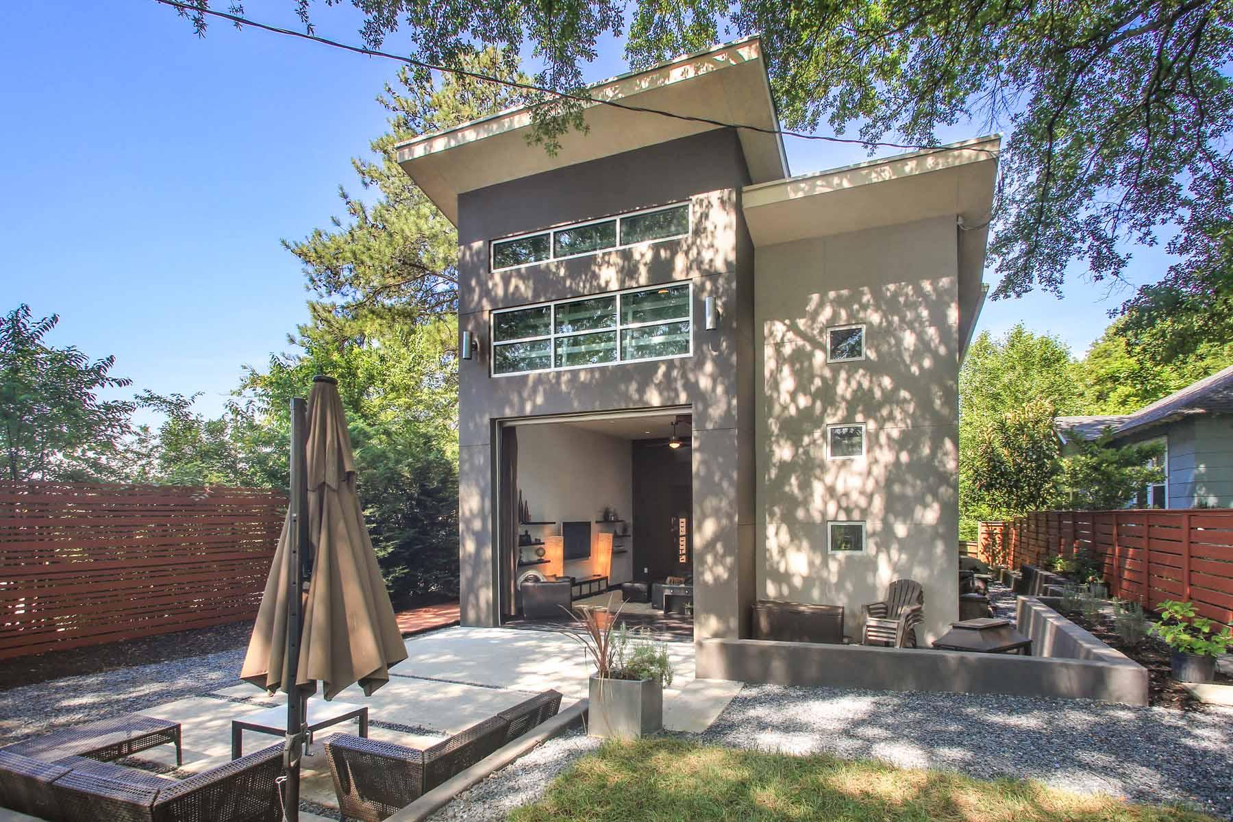 Vivienda unifamiliar por un Venta en Stunning Modern Home in Hills Park!! 1706 Marietta Road NW Hills Park, Atlanta, Georgia, 30318 Estados Unidos
