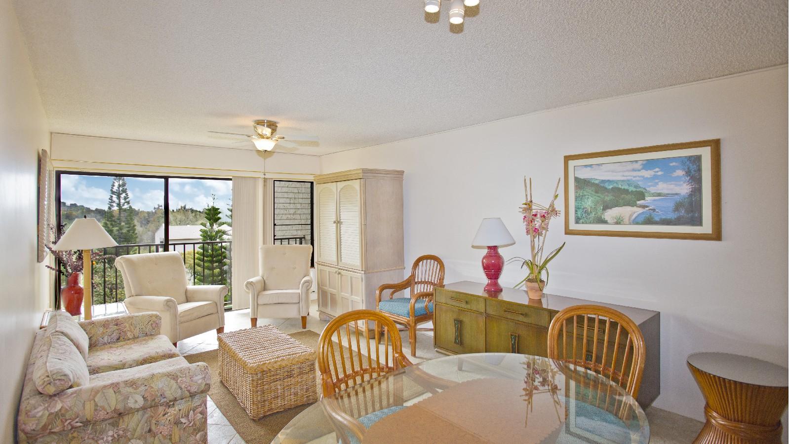 아파트 용 매매 에 Sun Village 3-3400 Kuhio Highway B308 Lihue, 하와이 96766 미국