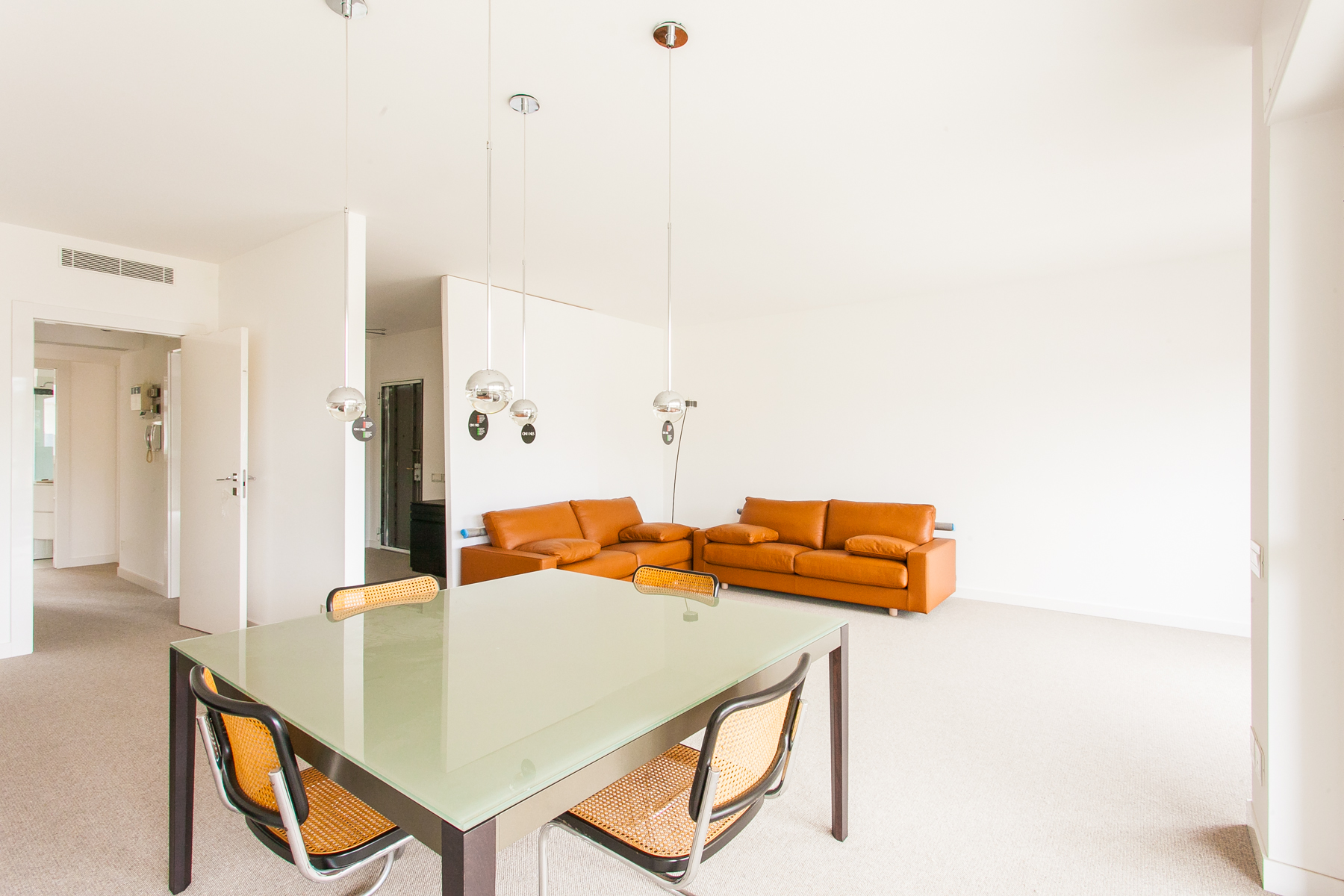 Additional photo for property listing at New modern apartment with large terrace Via Palatino Milano, Milan 20148 Italia