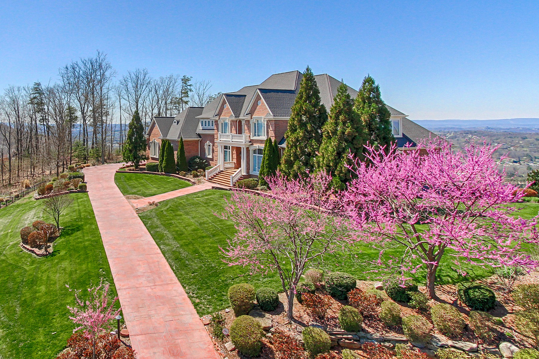 Moradia para Venda às Heavenly View 2179 Heavenly View Drive Ooltewah, Tennessee, 37363 Estados Unidos