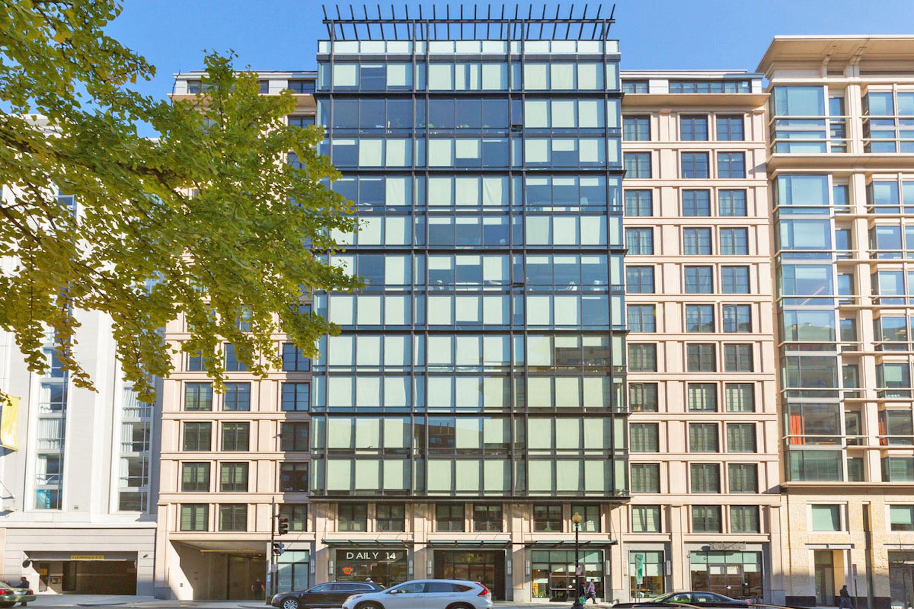 Condomínio para Venda às Downtown 1133 NW 14th Street Nw 910 Washington, Distrito De Columbia 20005 Estados Unidos