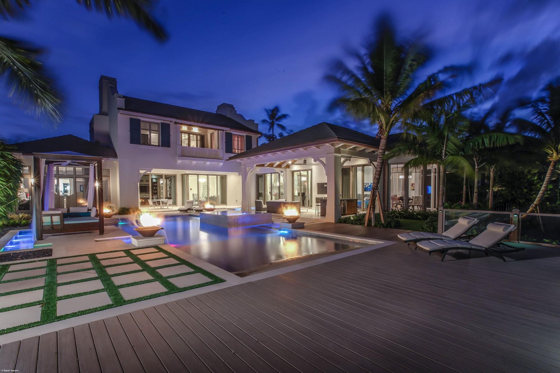 단독 가정 주택 용 매매 에 119 Spinnaker Lane Admirals Cove, Jupiter, 플로리다 33477 미국