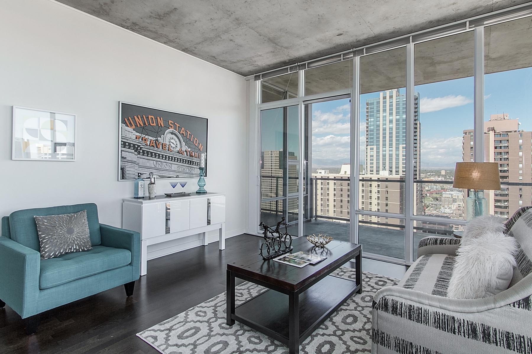 Condominium for Sale at 891 14th Street #3108 Denver, Colorado 80202 United States