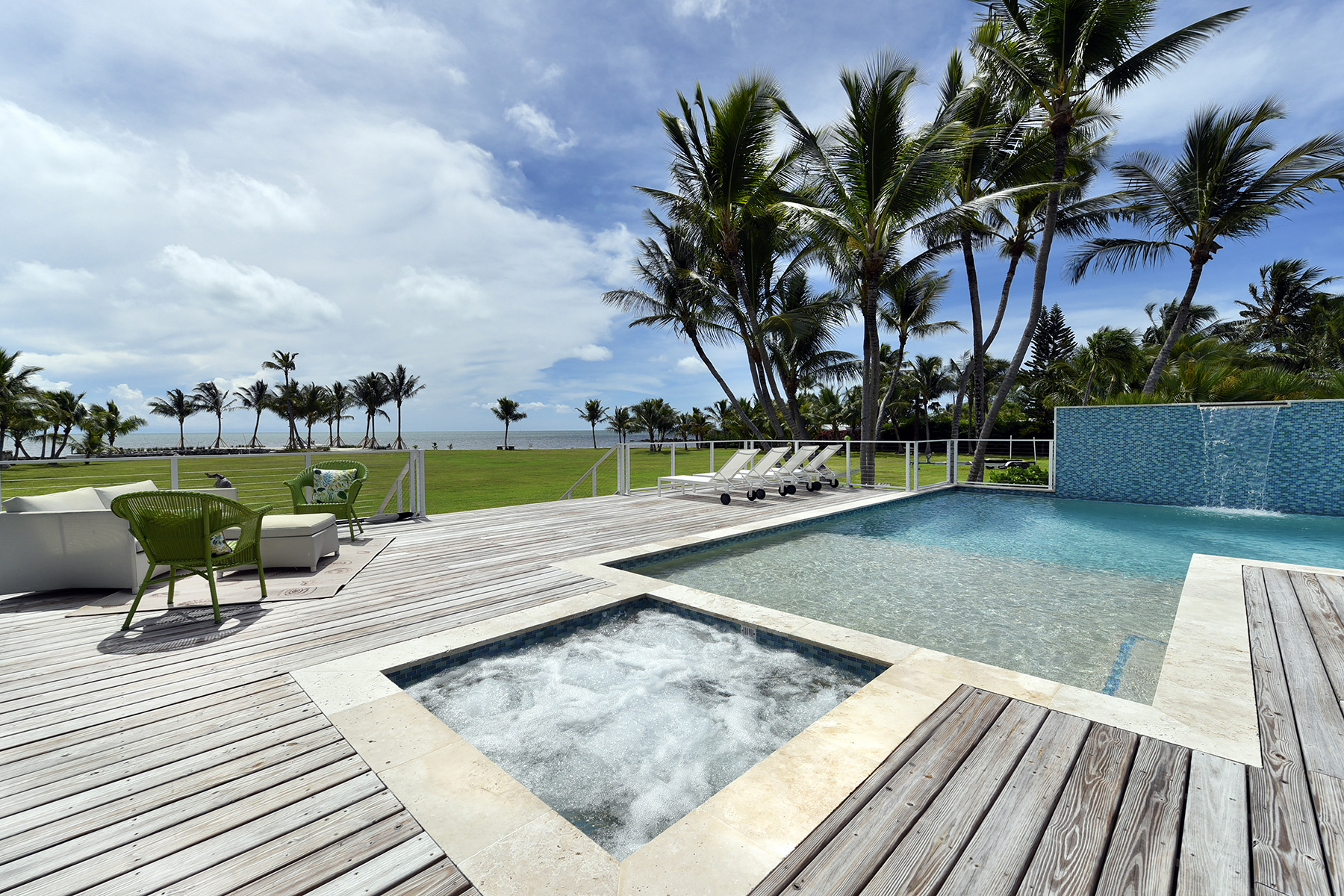 sales property at Oceanfront Estate