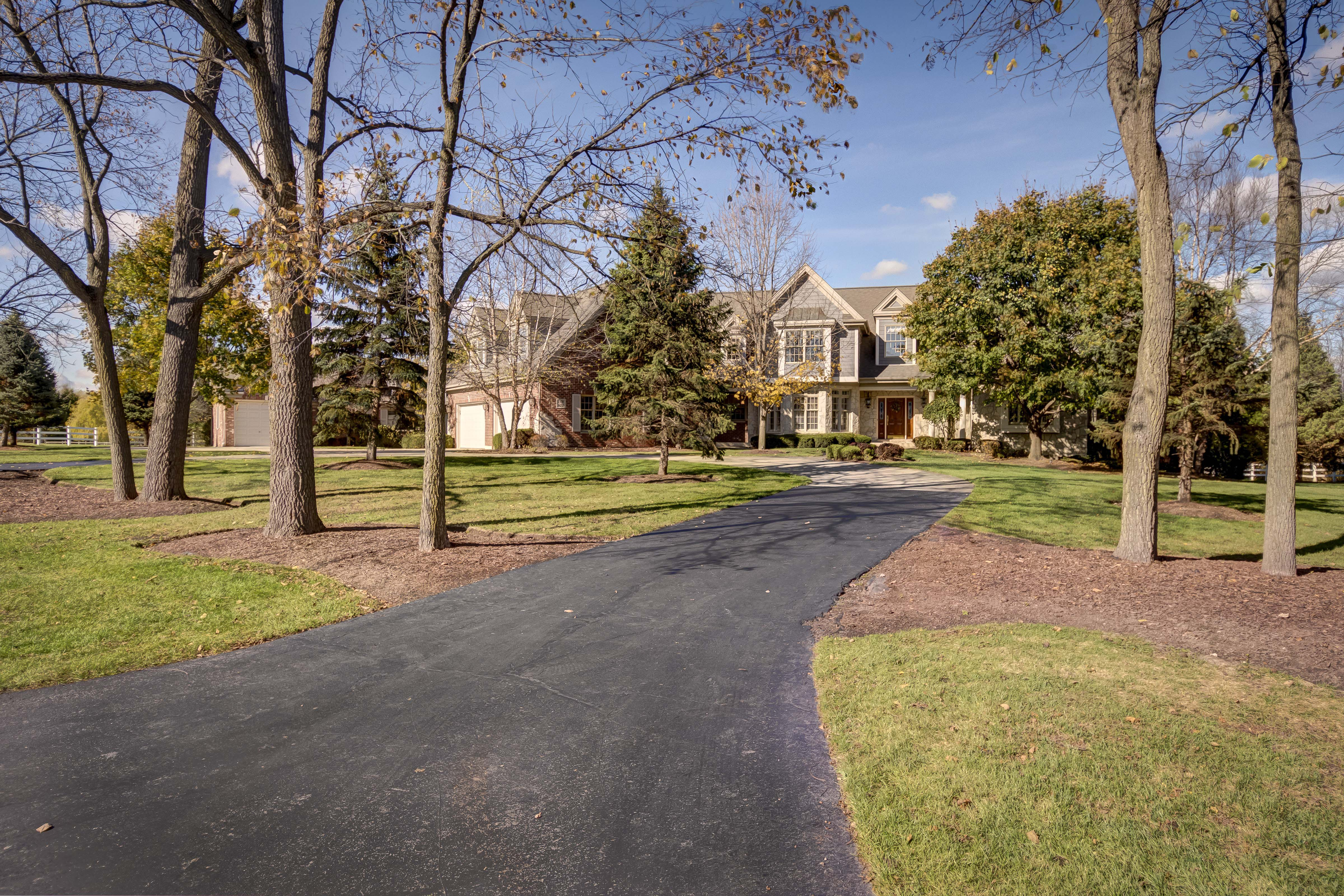 Single Family Home for Sale at A Luxury Oasis 33W870 Fletcher Road Wayne, Illinois 60184 United States