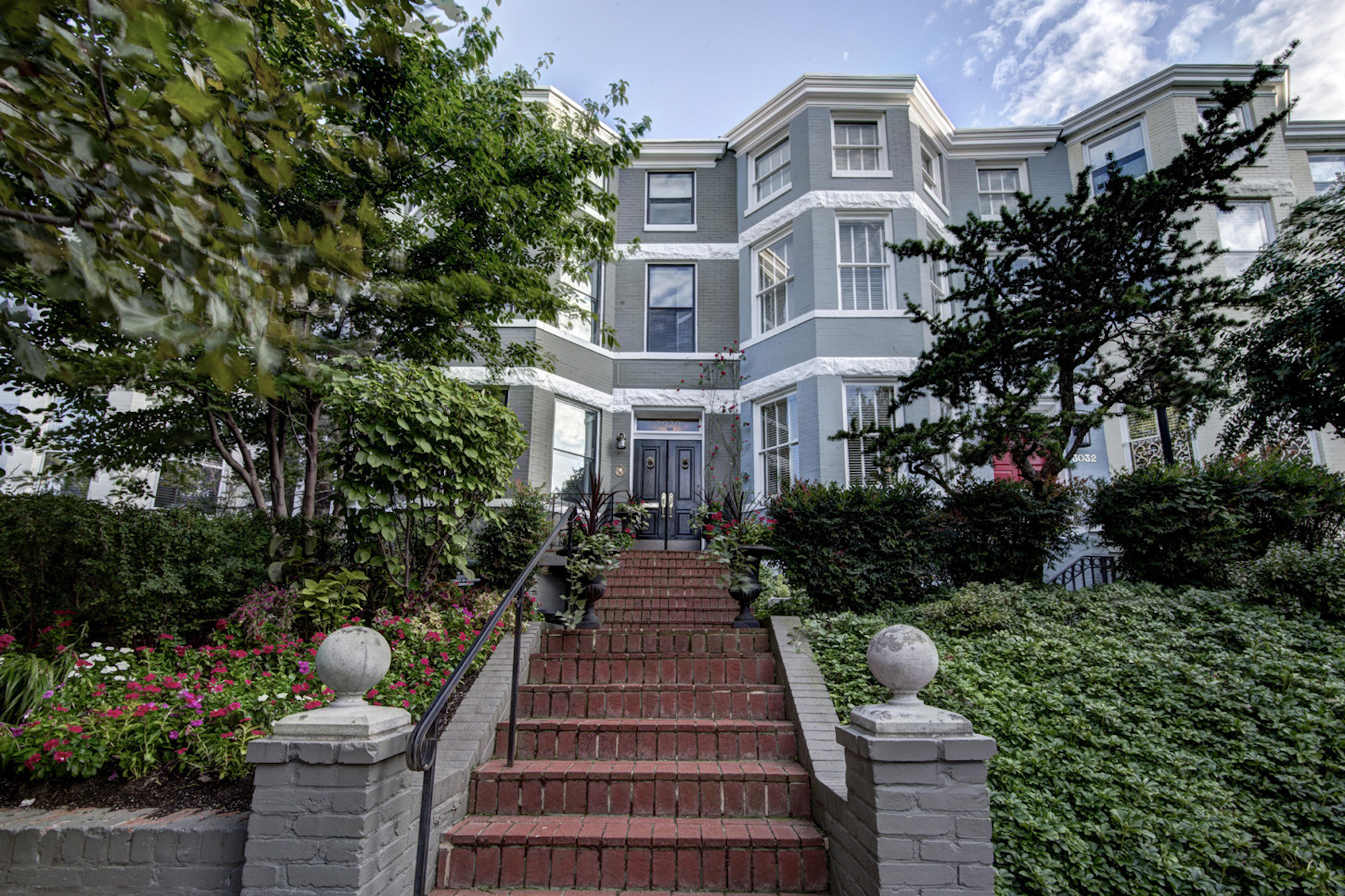 Townhouse for Rent at 3030 O Street Nw 1, Washington Washington, District Of Columbia 20007 United States
