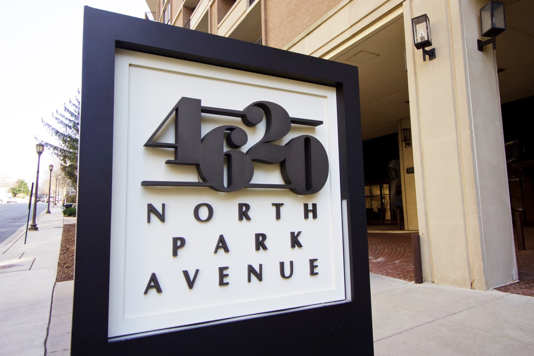 sales property at 4620 North Park Avenue 1003West, Chevy Chase